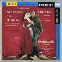 Leopold Stokowski - Tchaikovsky: Francesca da Rimini/ Hamlet