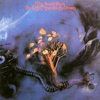 The Moody Blues - On The Threshold Of A Dream -  Vinyl LP with Damaged Cover