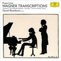 Barenboim - Liszt: Wagner Transcriptions