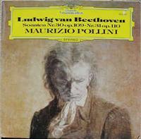 Maurizio Pollini - Beethoven: Sonaten Op. 109, 110