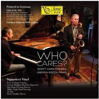 Scott Hamilton & Andrea Pozza - Who Cares? -  Vinyl LP with Damaged Cover