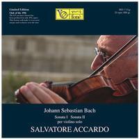 Salvatore Accardo - Bach: Sonata 1&2