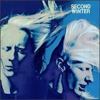 Johnny Winter - Second Winter -  Vinyl LP with Damaged Cover