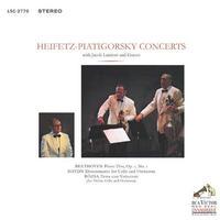 Jacob Lateiner - Beethoven/Haydn/Rozsa: Heifetz-Piatigorsky Concerts