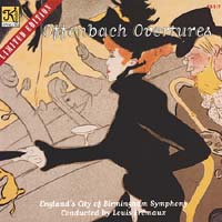 Louis Fremaux - Offenbach Overtures