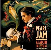 Pearl Jam - Aladdin, Las Vegas 1993 -  Vinyl LP with Damaged Cover