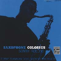 Sonny Rollins - Saxophone Colossus -  Vinyl LP with Damaged Cover