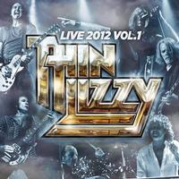 Thin Lizzy - Live 2012 Vol. 1 -  Vinyl LP with Damaged Cover