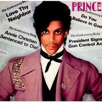 Prince - Controversy -  Vinyl LP with Damaged Cover