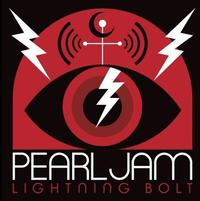 Pearl Jam - Lightning Bolt -  Vinyl LP with Damaged Cover
