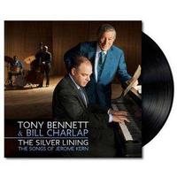 Tony Bennett and Bill Charlap - The Silver Lining: The Songs Of Jerome Kern -  Vinyl LP with Damaged Cover