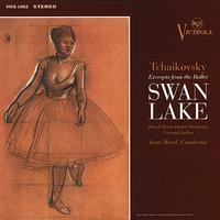 Jean Morel - Tchaikovsky:  Swan Lake (Excerpts)
