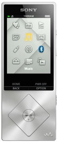 Sony - 64 GB Hi-Res Walkman Digital Music Player