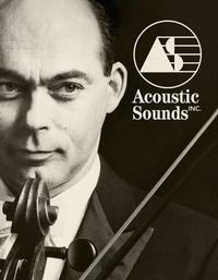 Acoustic Sounds - Acoustic Sounds Catalog 9.0 Winter 2018