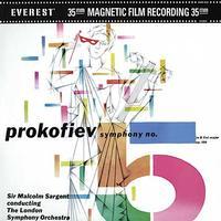 Sir Malcolm Sargent - Prokofiev: Symphony No. 5