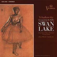 Jean Morel - Tchaikovsky:  Swan Lake