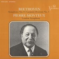 Pierre Monteux - Beethoven: Sym. No. 4, etc.