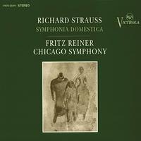 Fritz Reiner - R. Strauss: Symphonia Domestica, Op. 53