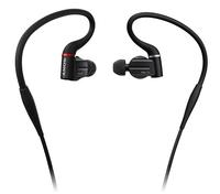 Sony - XBA-Z5 Hi-Res Vertical In-The-Ear Style Hybrid Earbuds