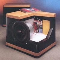 Vandersteen - VCC-1 Video Center Channel Speaker - each