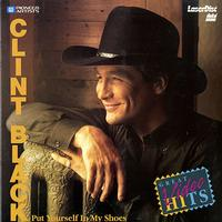 Clint Black - Put Yourself In My Shoes -  Laser Disc