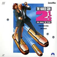 Naked Gun 2 1/2 - Naked Gun 2 1/2: The Smell Of Fear -  Laser Disc