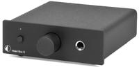 Pro-Ject - Head Box S with Single Headphone Input -  Headphone Amplifier