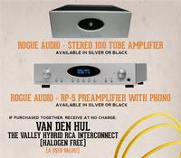 Rogue Audio - Rogue ST-100 + RP-5 Bundle