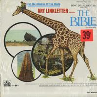 Art Linkletter - Narrates The Bible