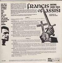 Original Soundtrack - Francis of Assisi