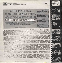 Original Soundtrack - Zorba The Greek