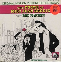 Original Soundtrack  - The Prime Of Miss Jean Brodie