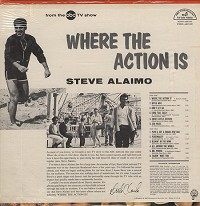 Steve Alaimo - Where The Action Is