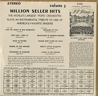 101 Strings - 101 Strings Play: Million Seller Hits