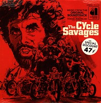 Original Soundtrack - The Cycle Savages
