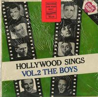 Various Artists - Hollywood Sings Vol. 2 The Boys