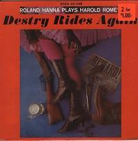 Roland Hanna - Plays Harold Rome's