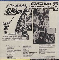 Original Soundtrack The Savage Seven Sealed Out Of Print