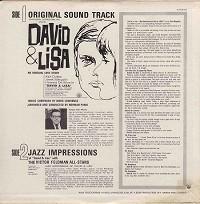 Original Soundtrack - David and Lisa