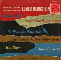 Elmer Bernstein - Movie and TV Themes