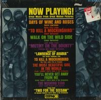 Various Artists - Now Playing - Great Music From Great Motion Pictures