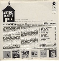 Original Soundtrack - A House Is Not A Home