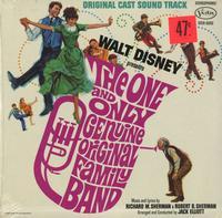 Original Soundtrack - The One and Only Genuine Original Family Band