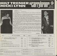 Milt Trenier/Micki Lynn - Carryin' On