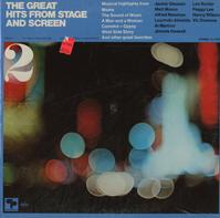 Various Artists - The Great Hits From Stage and Screen