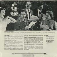 Stan Freberg - The Best Of The Stan Freberg Shows Vol. 2