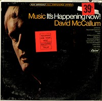 David McCallum - Music-Its's Happening Now