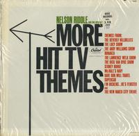 Nelson Riddle - More Hit TV Themes