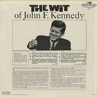 John F. Kennedy - The Wit of John F. Kennedy