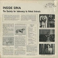 Bruce Spencer - Inside SINA - Socirty For Indecency To Naked Animals